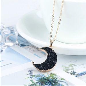 🔹New🔹Midnight Moon Necklace
